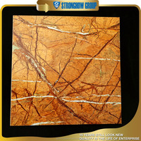 Hot sales imitation marble bathroom design waterproof pvc wall panel