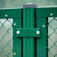Tennis court fence netting aluminum wire mesh fence