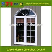 americanized pvc ventana de diseño de las parrillas para ventanas correderas