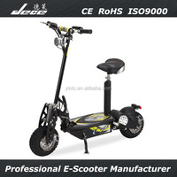 NEW 2015 best high speed two wheel CE&RoHS 48V lithium battery 1500W brushless motor cheap eec light electric scooter for adults