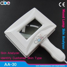 AA-30 Hot saleing portable Skin Analyser Woods Lamp/lamp of wood