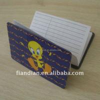 Magnetic Telephone Address Book