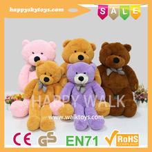 Happy kid toys!!!wonderful lovely teddy bear,romantic valentine's gift,sale 2 meters big teddy bear
