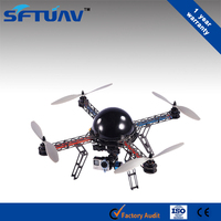 G-sensor Controller 2.4G Remote Control Helicopter 4 Axis Drone