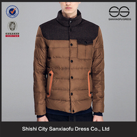Custom Men Padded Jacket, Mens Casual Jackets, Ropa De Marca