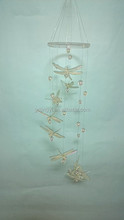 wholesale acrylic butterfly aeolian bells metal Wind chime with tube