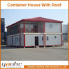 Prefabricate Flatpacks Container Modular Furnished Container House For Dwelling Accommodation