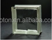 clear /colored glass bricks/decorative glass blocks with CE & ISO9001 best price