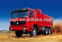 2013 Sinotruck used 6x6 trucks for sale