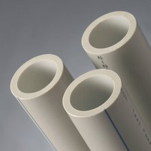 Grey ppr water pipe and fittings DN20-DN110 sizes with 5 colors comply with standard GB/T 18742