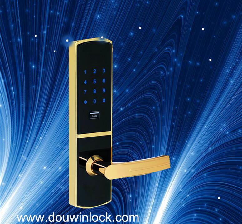 contact de porte serrure électronique numérique clé