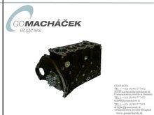 Mercedes-Benz 2.2CDI complete engine block