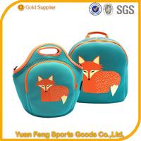 wholesale waterproof custom Lunch bag kids loncheras