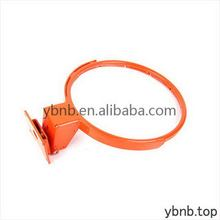 Super quality factory direct leisure basketball ring size