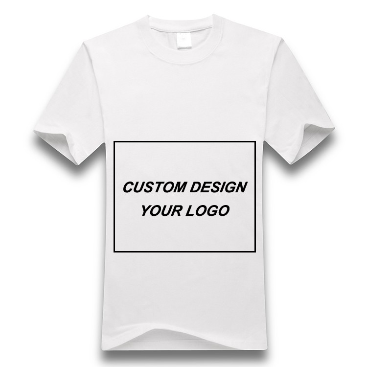 2016 Custom Design Your Own Logo Fashion Short Sleeve