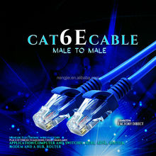 China Factory price High quality cat 6 cable 10m