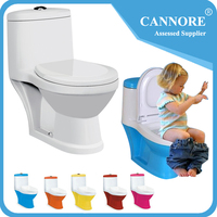 Sanitary Ware One Piece Toilet For Children