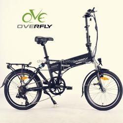 "20"" 250W folding electric dirt bike for adults XY-EB001F"