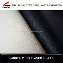 New design high quality durable pvc leather for car seat cover,shoes,sofa and bag