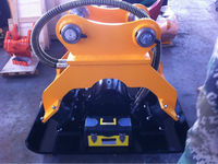 excavator plate compactor pc450-8 for excavator