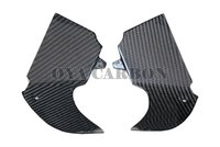 Carbon Fiber Motorcycle Parts Front Fairing Cover for BMW K1200S