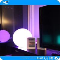 led light disco ball /color changing mood led light ball/waterproof ball with led light