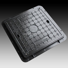 Cheap Price Indoor Or Garden Use Square Light Duty FRP Manhole Cover