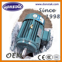 YC Series Single Phase air compressor electric motor with Fully enclosed and Fan Cooled with Squirrel Cage
