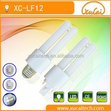 China professional manufacture soft glow E27 G24d 2pin G24q 4 pin led energy saving bulb