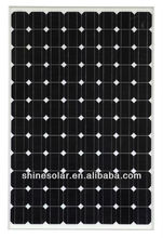 130W poly solar photovoltaic panels for residential SN-P130