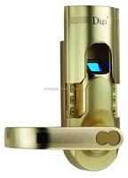 fingerprint lock wtih high security key machine