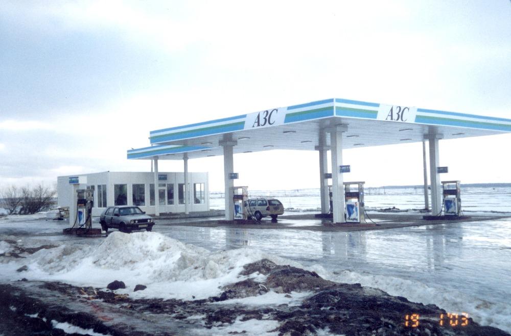 Petrol filling station management software