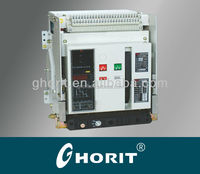 ISO9001 Electrical Fixed Type ACB 400V 3P Fixed Type 1000Amp 1600Amp 2000 Amp 2500Amp 4000 Amp Air Circuit Breaker ACB
