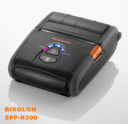 80mm thermal bluetooth handheld receipt ticket printer wireless Bixolon SPP-R300 for android & iOS