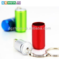 OEM cans usb flash drive,cans U-disk