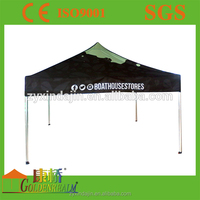 Customer logo portable advertising pop up tents for sale