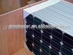 best quality 50w mono solar panel wih competitive price manufactures in China