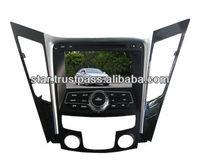7inch 2008 Hyundai Sonata Car DVD with GPS Navigation,Touch-Screen,Bluetooth,iphone menu,ipod,TV,AM/FM,Digital TFT LCD monitor