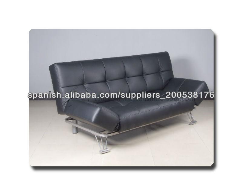 Alta calidad y el mejor precio de cuero sof cama multiuso for Sofas al mejor precio