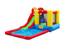 Amusement Park Inflatable Water Slide-9271 Bouncer Slide Castle