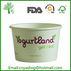 best selling high quality wholesale paper cup for ice cream container