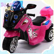 child electric toy motorcycle , ride on motor car for kids