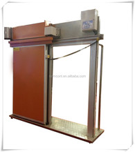 CE Certificate Medical gas tight door control system