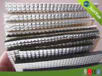 Foil backed XPE foam adhesive wall insulation