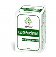 CoQ10 Supplement For Cardiac Health