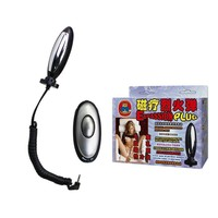 Multi-function electro sex kits Massager With 1 plug One CR2032 3V Battery Included.