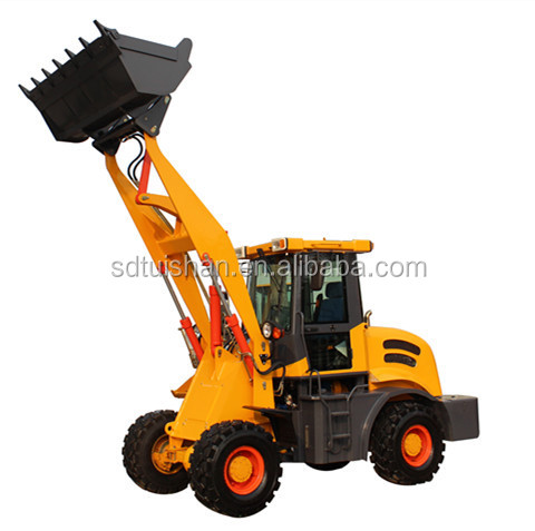 Zly918 small garden tractor with front end loader wheel loaders for sale buy small garden for Small garden tractors with front end loaders
