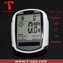 Wireless Bicycle Computer with calories,/Coded Cycling computer /Wireless bike computer with cadence