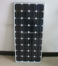 2015 new product mono solar panel price per watt solar panel 150w buy solar panel in China