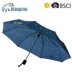 High End Buy Wholesale Gifts 3 Folding Umbrella Factory China